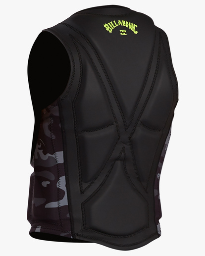 2 Pro Wake Vest Multicolor ABYWP00105 Billabong