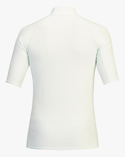 1 Arch Performance Fit Short Sleeve Rashguard Multicolor ABYWR00116 Billabong