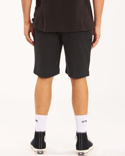 "5 Carter Stretch Shorts 21"" Black ABYWS00121 Billabong"