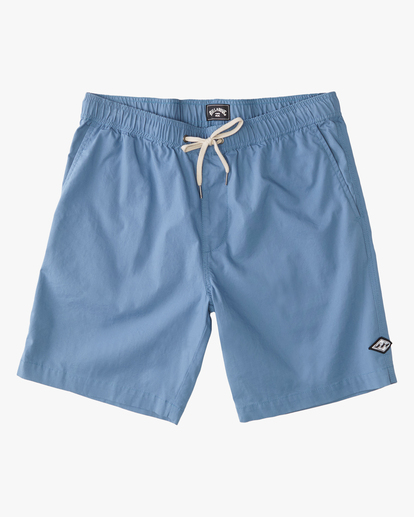 "0 Larry Layback Short 17"" Black ABYWS00137 Billabong"
