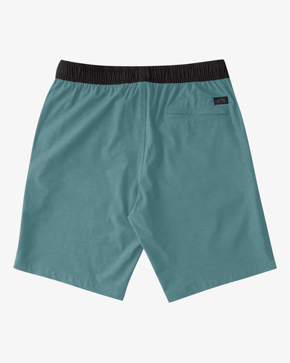 "5 Crossfire Elastic Short 18"" Multicolor ABYWS00140 Billabong"