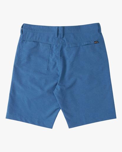 """1 A/Div Surftrek Wick Shorts 20"""" Blue ABYWS00148 Billabong"""