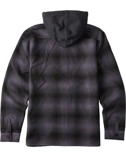 1 A/Div Furnace Bonded Flannel Black ABYWT00106 Billabong