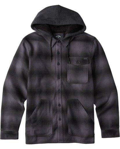 0 Furnace Bonded Flannel Black ABYWT00106 Billabong