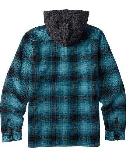 1 Furnace Bonded Flannel Blue ABYWT00106 Billabong
