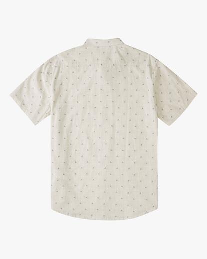 5 All Day Jacquard Shirt Beige ABYWT00111 Billabong