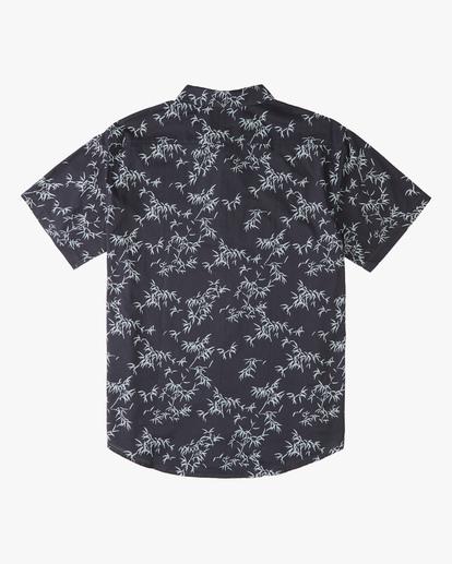 5 Sundays Mini Short Sleeve Shirt Blue ABYWT00112 Billabong