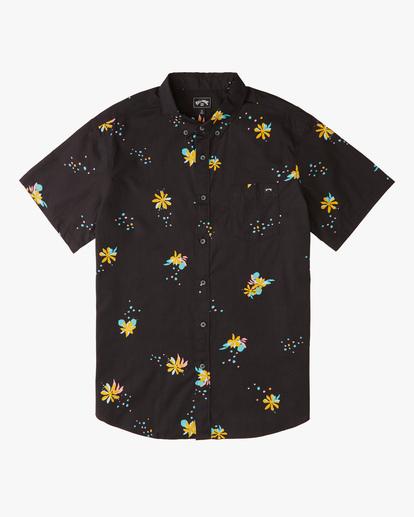 4 Sundays Mini Short Sleeve Shirt Multicolor ABYWT00112 Billabong
