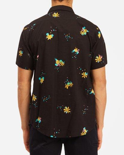 2 Sundays Mini Short Sleeve Shirt Multicolor ABYWT00112 Billabong