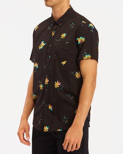 1 Sundays Mini Short Sleeve Shirt Multicolor ABYWT00112 Billabong