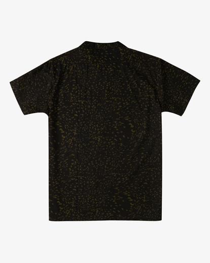 5 Sundays Vacay Short Sleeve Shirt Black ABYWT00122 Billabong