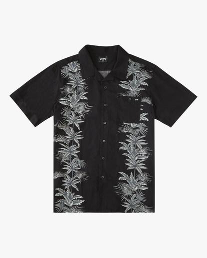 4 Sundays Vacay Short Sleeve Shirt Multicolor ABYWT00122 Billabong