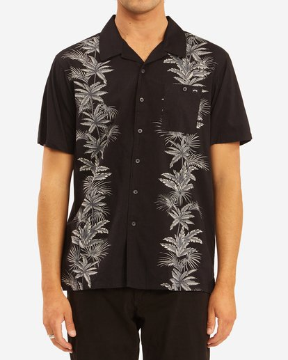 0 Sundays Vacay Short Sleeve Shirt Multicolor ABYWT00122 Billabong