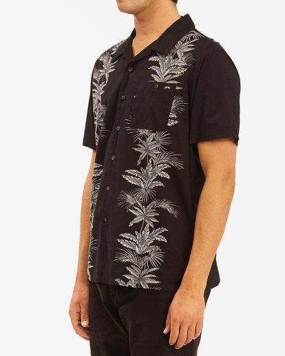 1 Sundays Vacay Short Sleeve Shirt Multicolor ABYWT00122 Billabong