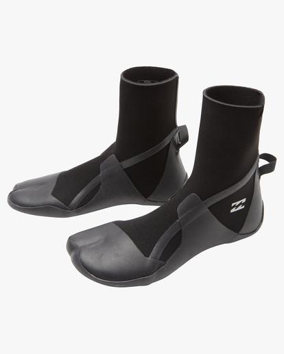 1 5mm Absolute Split Toe Wetsuit Boots Black ABYWW00110 Billabong