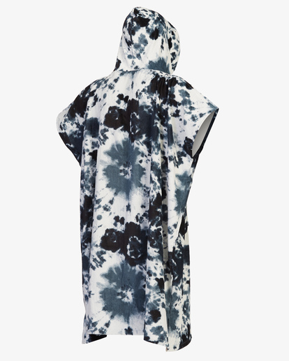 4 Hooded Towel Grey ABYWW00116 Billabong