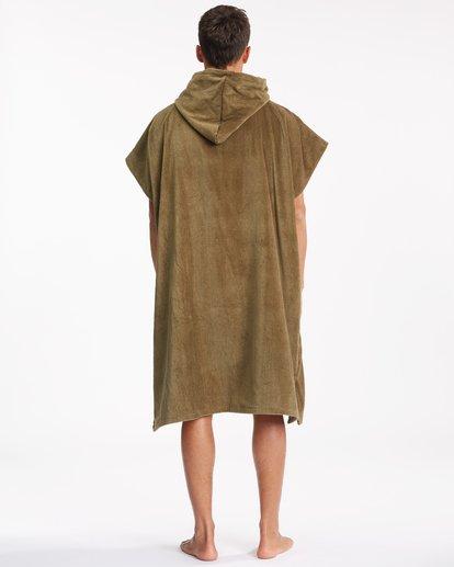 2 Hooded Towel Brown ABYWW00116 Billabong