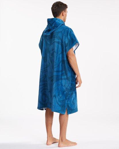 5 Hooded Towel Blue ABYWW00116 Billabong