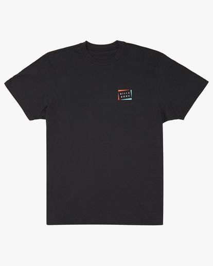 5 Diecut Short Sleeve T-Shirt Black ABYZT00107 Billabong
