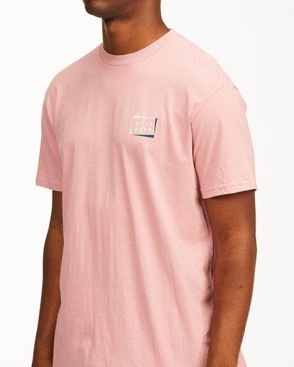 4 Diecut Short Sleeve T-Shirt Multicolor ABYZT00107 Billabong