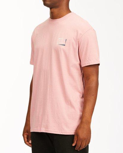 1 Diecut Short Sleeve T-Shirt Multicolor ABYZT00107 Billabong