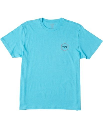 3 Access Short Sleeve T-Shirt Blue ABYZT00109 Billabong