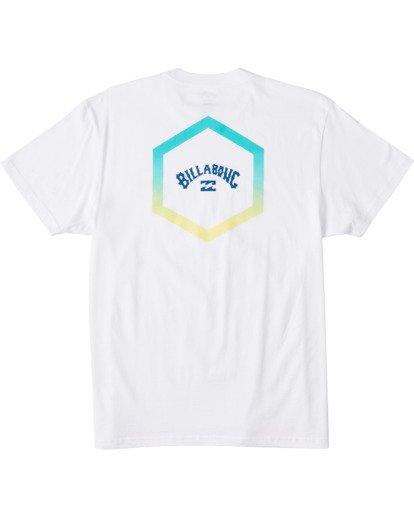1 Access Short Sleeve T-Shirt White ABYZT00109 Billabong
