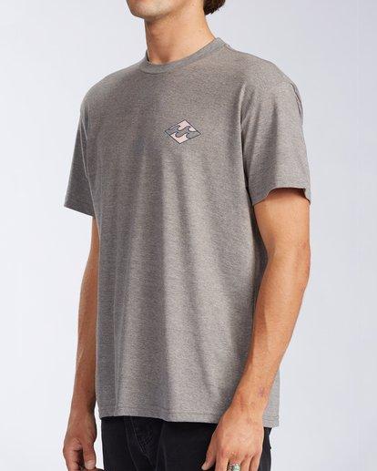 1 Crayon Wave Short Sleeve T-Shirt Green ABYZT00110 Billabong