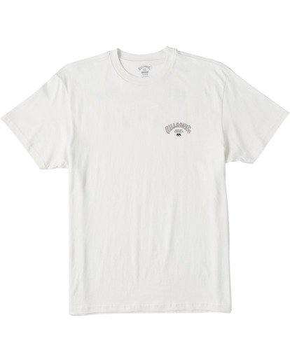 3 Arch Short Sleeve T-Shirt White ABYZT00111 Billabong