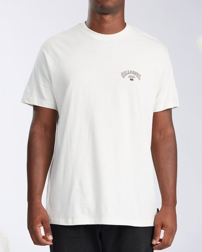 0 Arch Short Sleeve T-Shirt White ABYZT00111 Billabong
