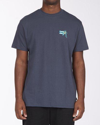 0 Arch Short Sleeve T-Shirt Blue ABYZT00111 Billabong