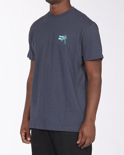 1 Arch Short Sleeve T-Shirt Blue ABYZT00111 Billabong