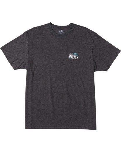 6 Tanzania Short Sleeve T-Shirt Black ABYZT00114 Billabong