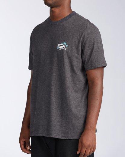 1 Tanzania Short Sleeve T-Shirt Black ABYZT00114 Billabong