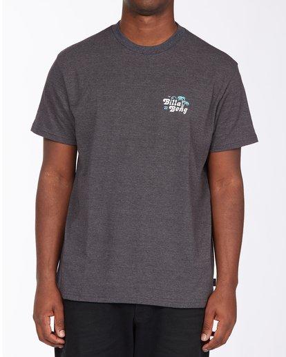 3 Tanzania Short Sleeve T-Shirt Black ABYZT00114 Billabong