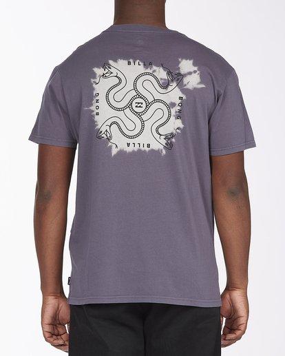 2 Dye Cut Short Sleeve Wave Washed T-Shirt White ABYZT00126 Billabong