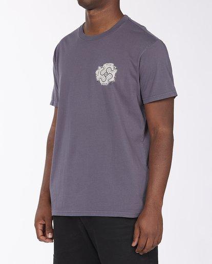 1 Dye Cut Short Sleeve Wave Washed T-Shirt White ABYZT00126 Billabong