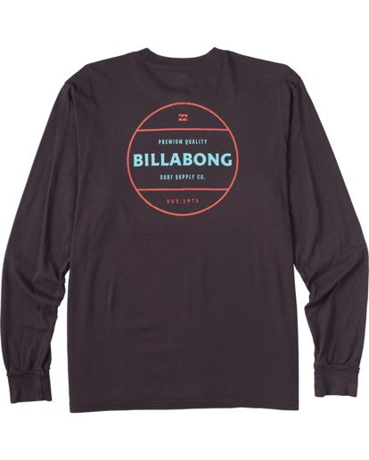 4 Rotor Long Sleeve T-Shirt White ABYZT00132 Billabong
