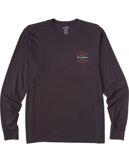 3 Rotor Long Sleeve T-Shirt White ABYZT00132 Billabong