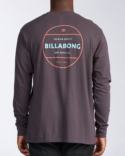 2 Rotor Long Sleeve T-Shirt White ABYZT00132 Billabong