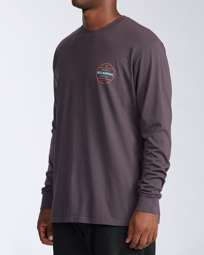 1 Rotor Long Sleeve T-Shirt White ABYZT00132 Billabong