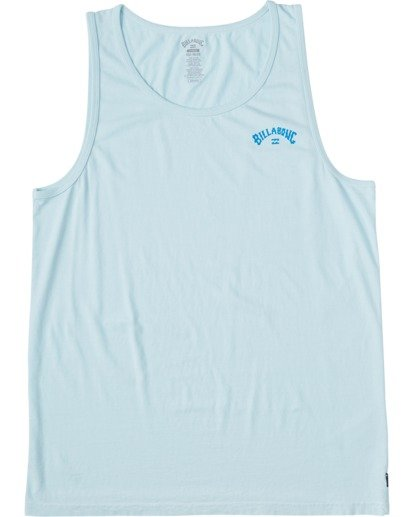 4 Arch Wave Tank Top Blue ABYZT00141 Billabong