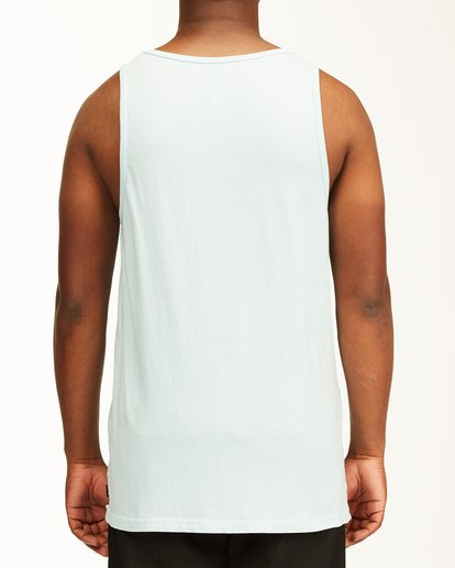 2 Arch Wave Tank Top Blue ABYZT00141 Billabong