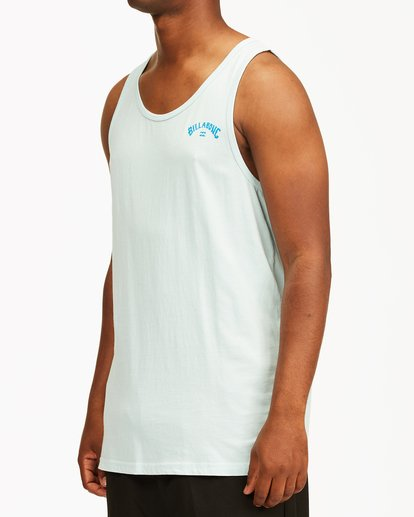 1 Arch Wave Tank Top Blue ABYZT00141 Billabong