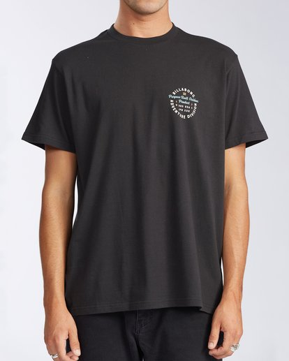 0 Purpose Built Short Sleeve T-Shirt Black ABYZT00143 Billabong