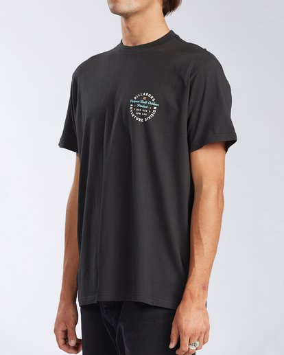 1 Purpose Built Short Sleeve T-Shirt Black ABYZT00143 Billabong