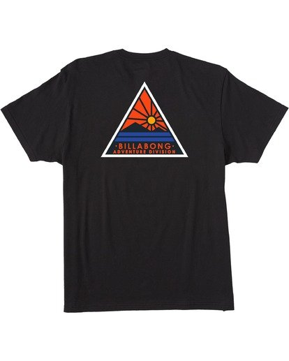 4 Trailblazer Short Sleeve T-Shirt Black ABYZT00145 Billabong