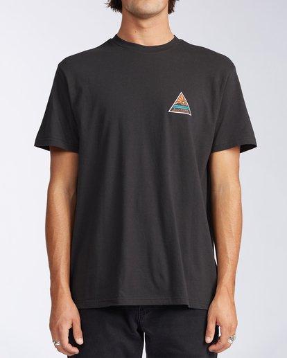 0 Trailblazer Short Sleeve T-Shirt Black ABYZT00145 Billabong