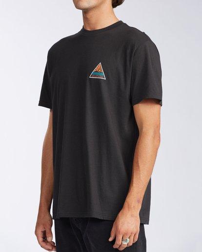 1 Trailblazer Short Sleeve T-Shirt Black ABYZT00145 Billabong