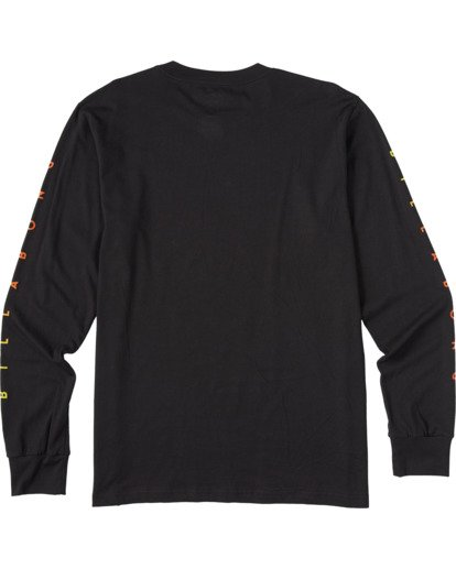 5 Unity Long Sleeve T-Shirt Black ABYZT00150 Billabong